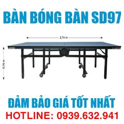 Bàn bóng bàn Bình Minh SD97