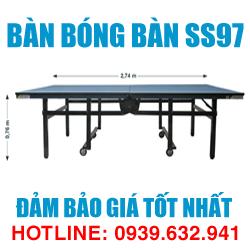 Bàn bóng bàn Bình Minh SS97 giá tốt nhất